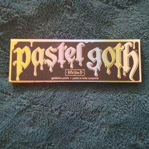 Pastel Goth palette